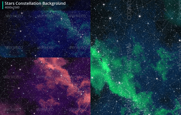 الجرافيكس خلفيات سماء و نجوم للتصميم Stars Backgrounds