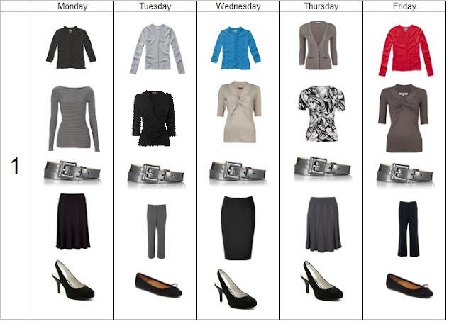 minimalist capsule wardrobe capsule 1 33 pieces 300 outfits. Black Bedroom Furniture Sets. Home Design Ideas