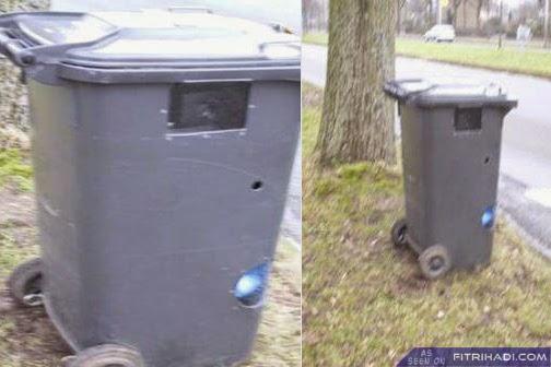 (Gambar) Kamera Speed Trap Tersembunyi Di Luar Negara