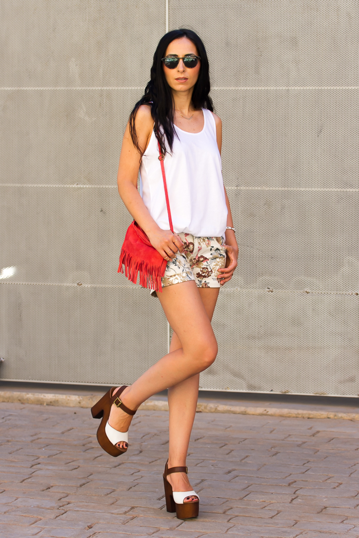 WOWS BLogger de moda valenciana con Total look Personaling