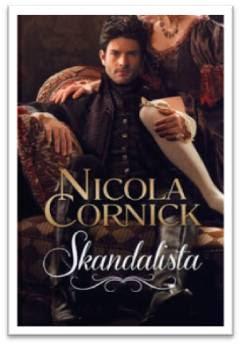 "Nicola Cornick – ""Skandalista"""