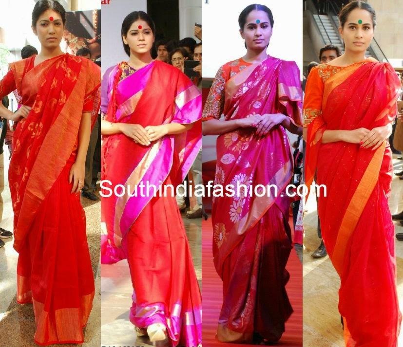 gaurang shah sarees