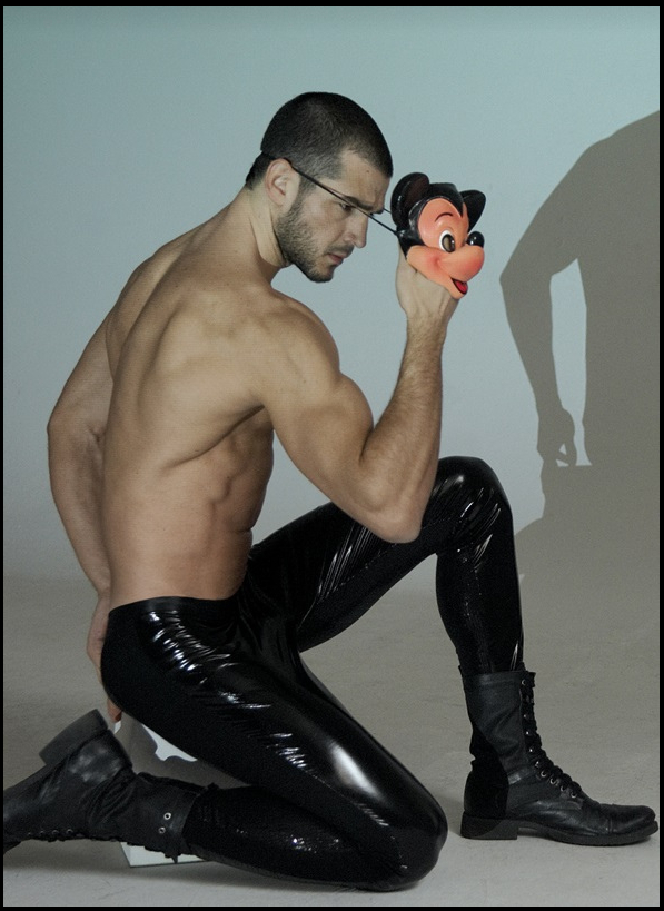 gay leather hunks