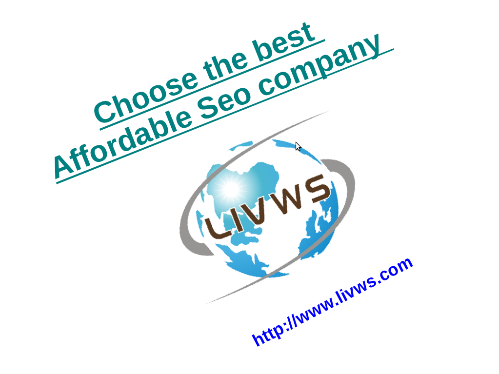 Choose the best Affordable Seo company