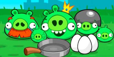 """Rovio akan Luncurkan Game """"Angry Pigs"""""""