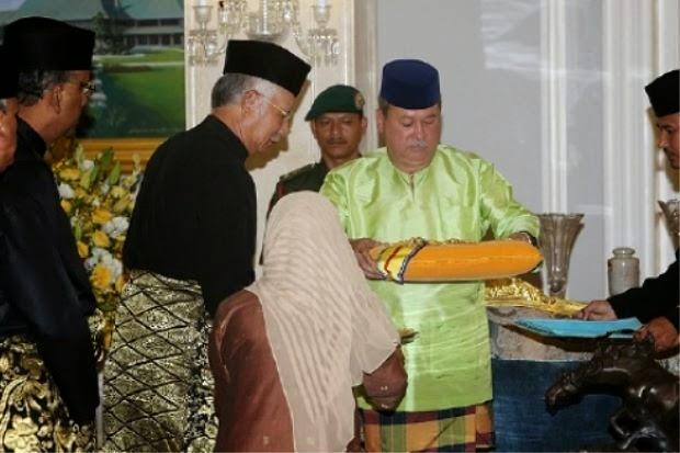 Sultan Johor DMN
