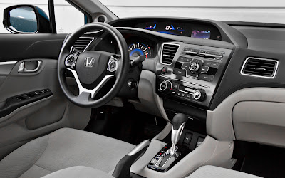 هوندا سيفيك 2013 - Honda Civic 2013