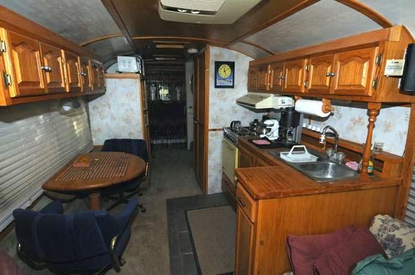 Innovative DOUBLE DECKER INTERMODEL PROTOTYPE BUS Bus Conversions RV For Sale