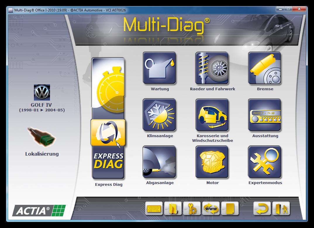 télécharger ACTIA Multidiag