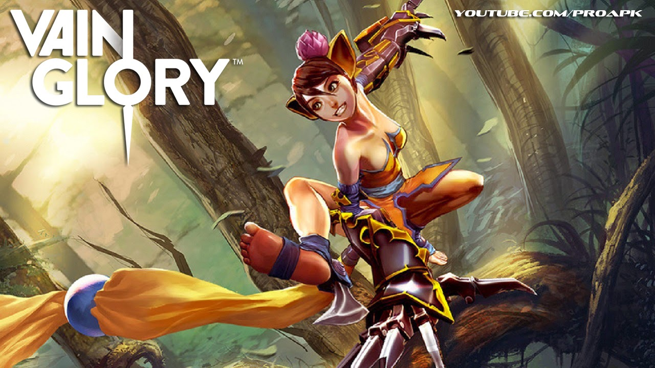 Vainglory MOBA Gameplay IOS / Android