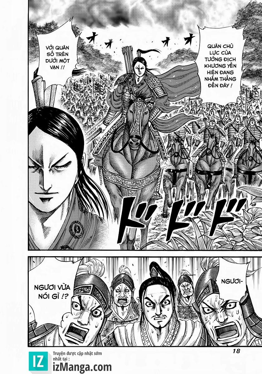 Kingdom – Vương Giả Thiên Hạ (Tổng Hợp) chap 218 page 16 - IZTruyenTranh.com