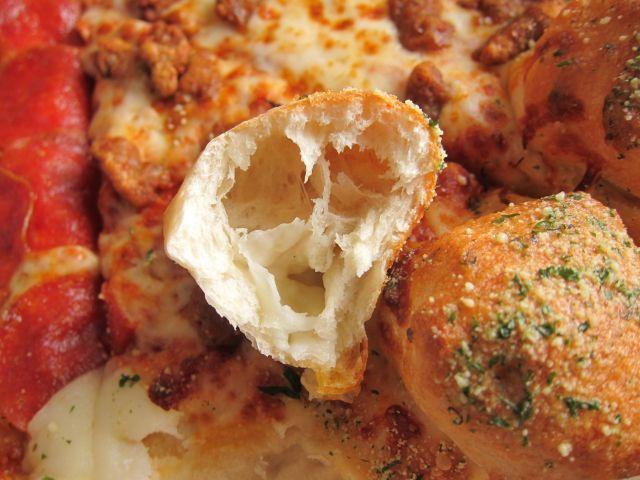 recipe: stuffed garlic knots pizza hut [10]