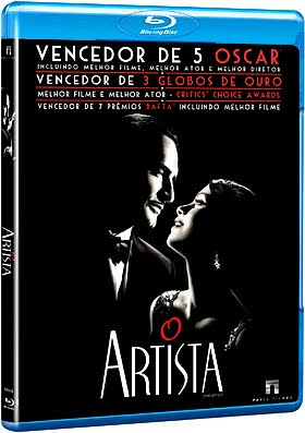 Filme Poster O Artista BDRip XviD Dual Audio &amp; RMVB Dublado