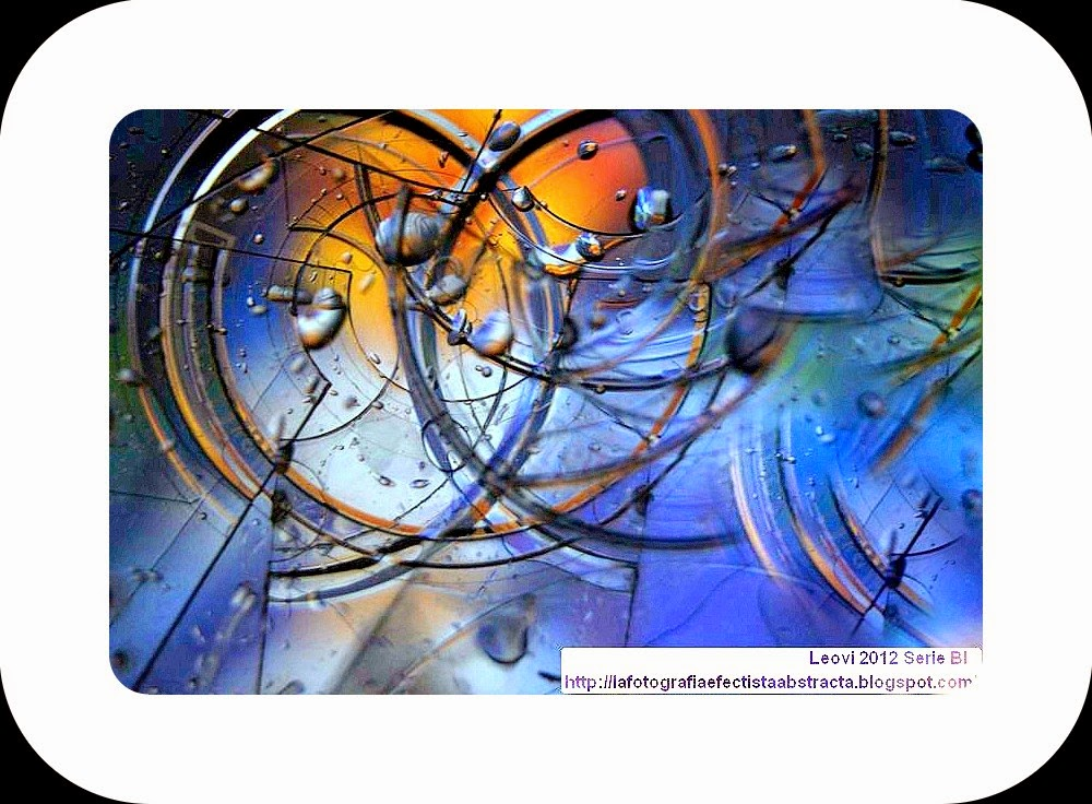 Foto Abstracta 3277 Atardecer de Invierno - Winter Sunset