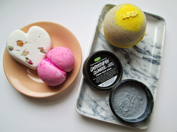 A Bit of A LUSH Haul + Review