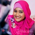 Foto 8: Fatin Saat Launching Album Perdana For You (Pic by Tribunnews.com)