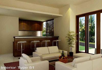 Desain Interior Rumah Minimalis Contoh 02