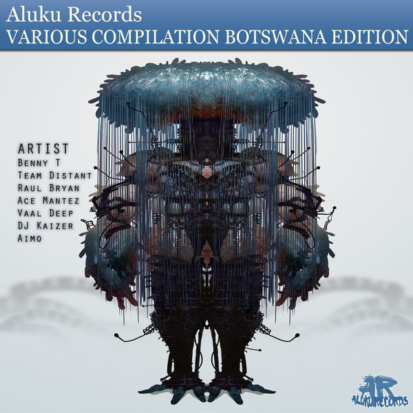 Aluku Records Various Compilation Botswana Edition