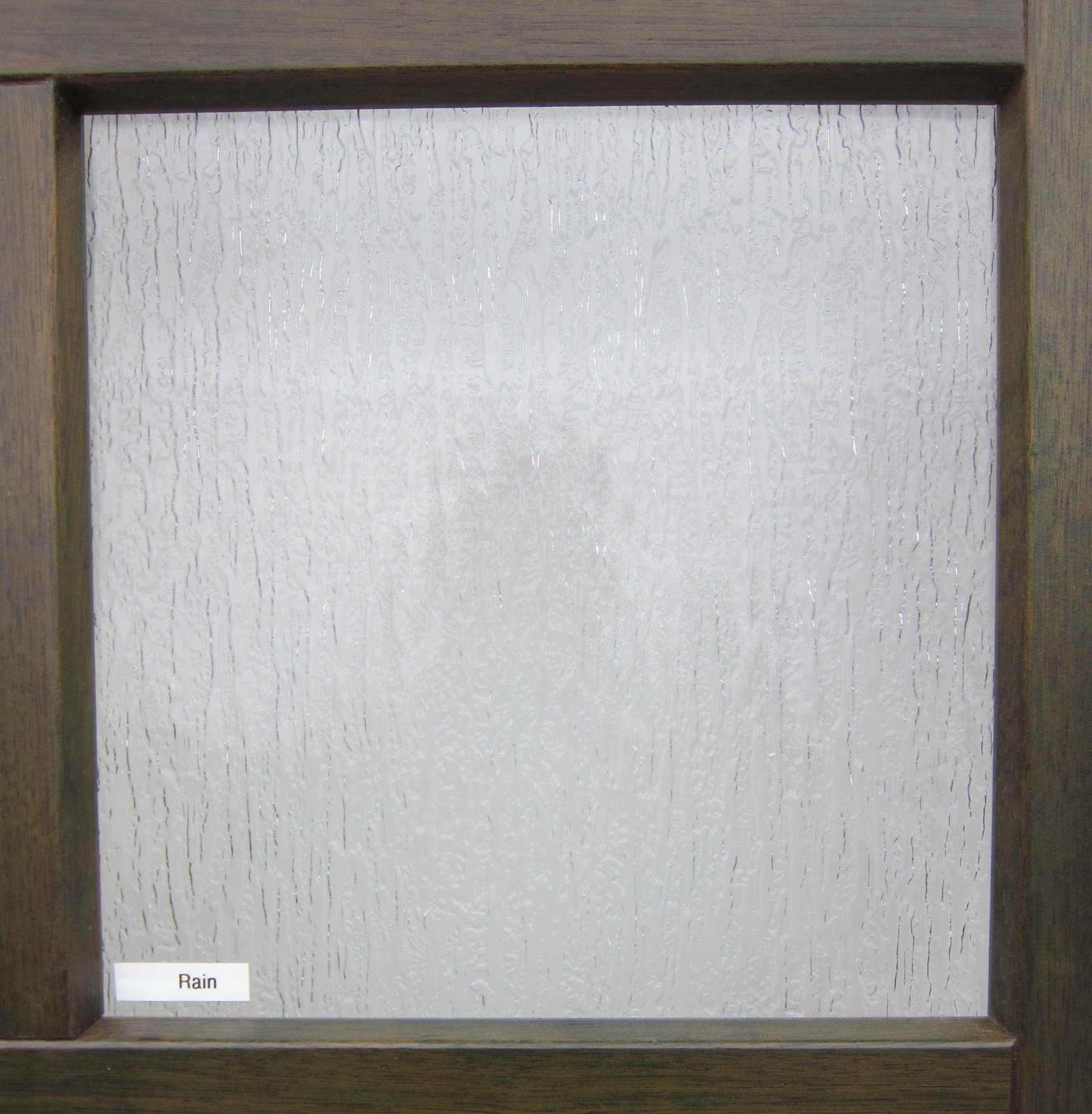 Was Textured Glass Used In Older Homes