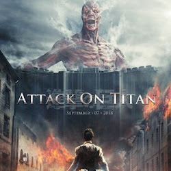Poster Attack on Titan Part 1 2015