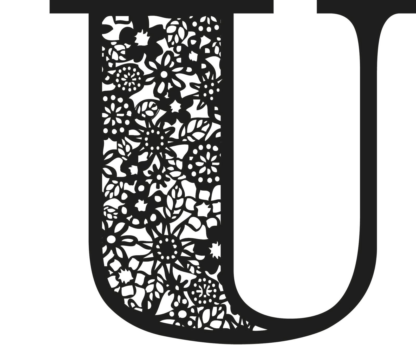 letter u designs...U Letter Design