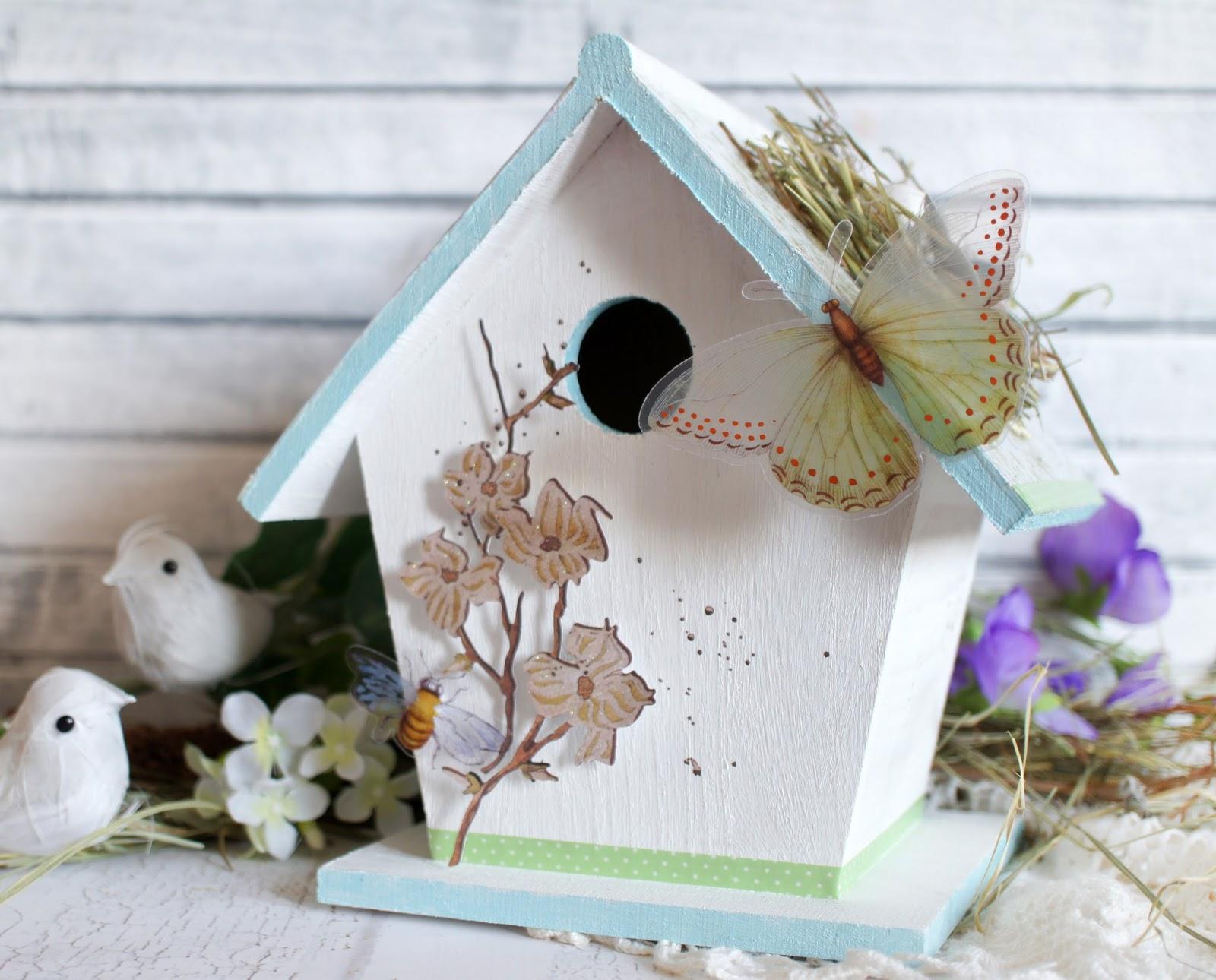 Кормушки для птиц своими руками фото из цветочного горшка
