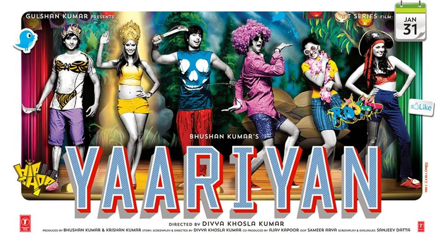 Yaariyan box office collections with budget its profit - Bollywood movies 2014 box office collection ...