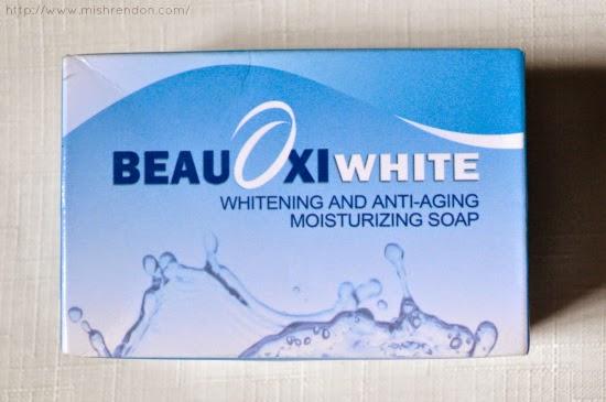 Beauoxiwhite Whitening and Antiaging Moisturizing Soap Magic Potions