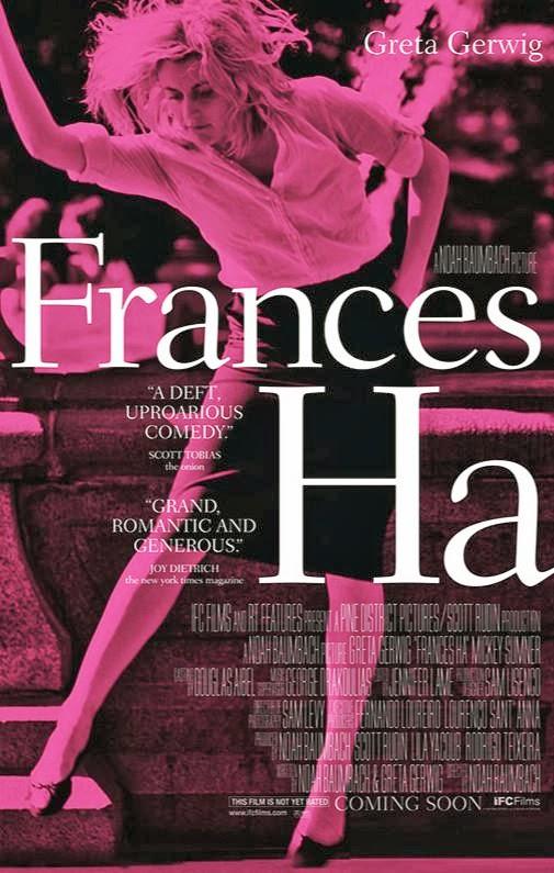 Ver Frances Ha (2013) Online