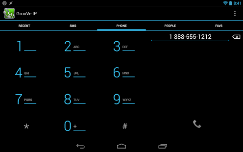 GrooVe IP - Free Calls Android Apk