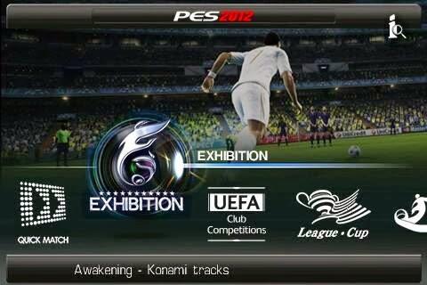 Game PES 2015 Untuk Android Ringan