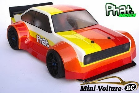 blog de www mini voiture rc com carrosserie et aileron phat bodies pour losi mini 8ight. Black Bedroom Furniture Sets. Home Design Ideas
