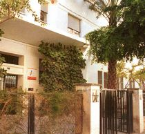 colegio menor, castellón, residencia juvenil