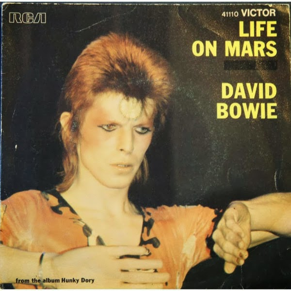 David Bowie, Life on Mars, Song