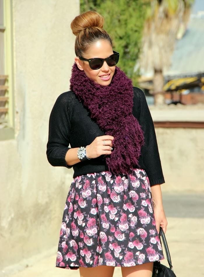 בלוג אופנה Vered'Style קיץ גם בחורף