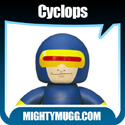 Cyclops Marvel Mighty Muggs Wave 6 Thumbnail Image 1 - Mightymugg.com