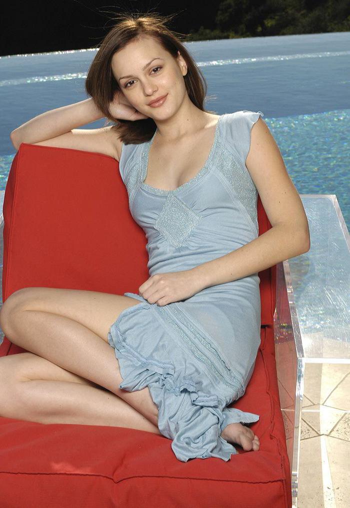 Kiss Tube Bollywod: hollywood actress leighton meester hot