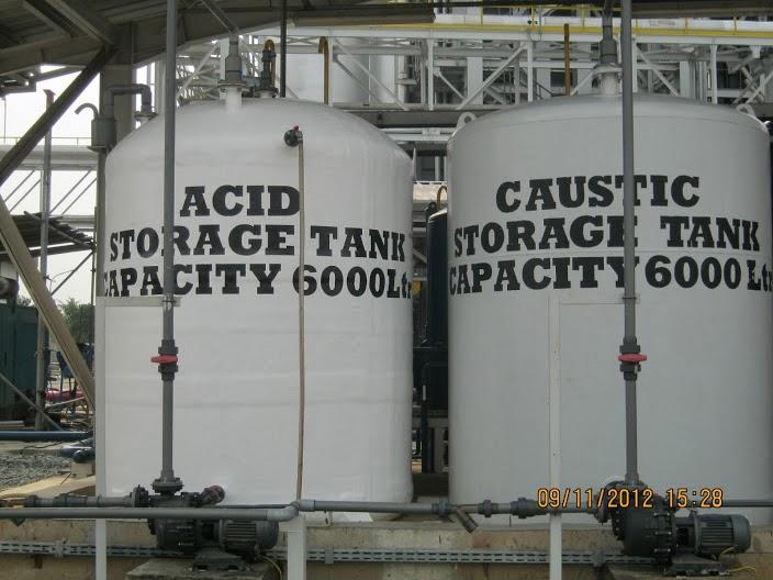 tangki kimia 6000ltr