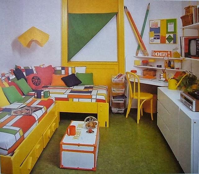 Dormitorios infantiles muy peque os c mo decorar una - Dormitorios pequenos para ninos ...