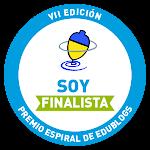 Finalista Edublogs. VII Edición