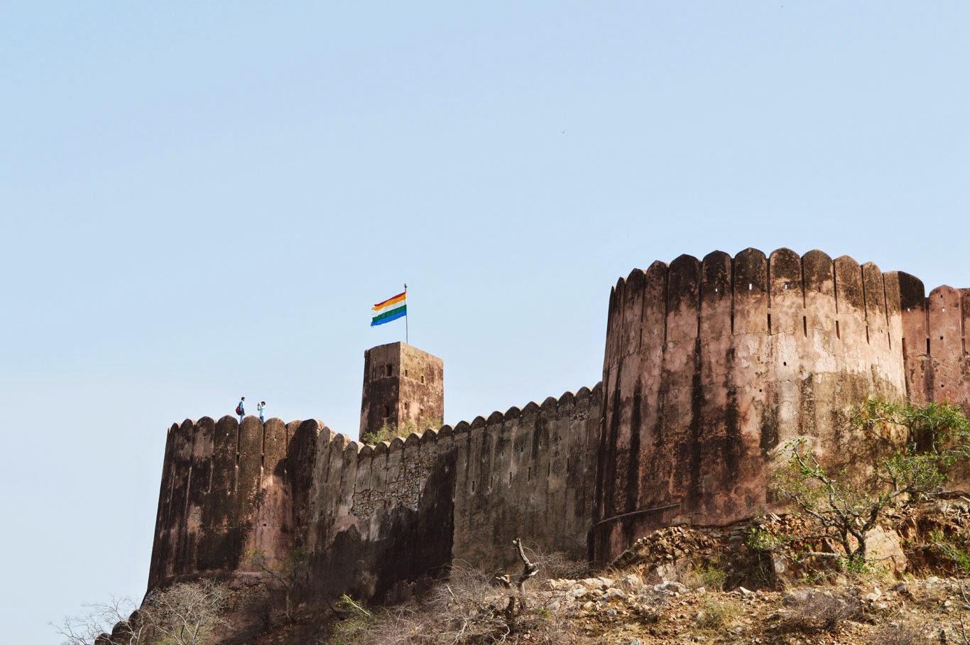 Jaigarh Flag