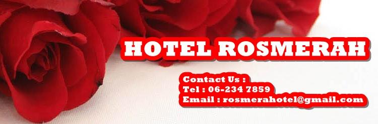 hotel rosmerah