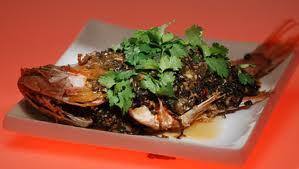 Szechuan Fish