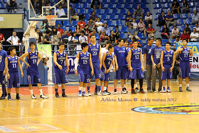 Ateneo wins Fr. Martin Basketball Cup - Page 4 | UAAP - Basketball