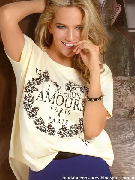 Moda Marcela Koury Select verano 2015.