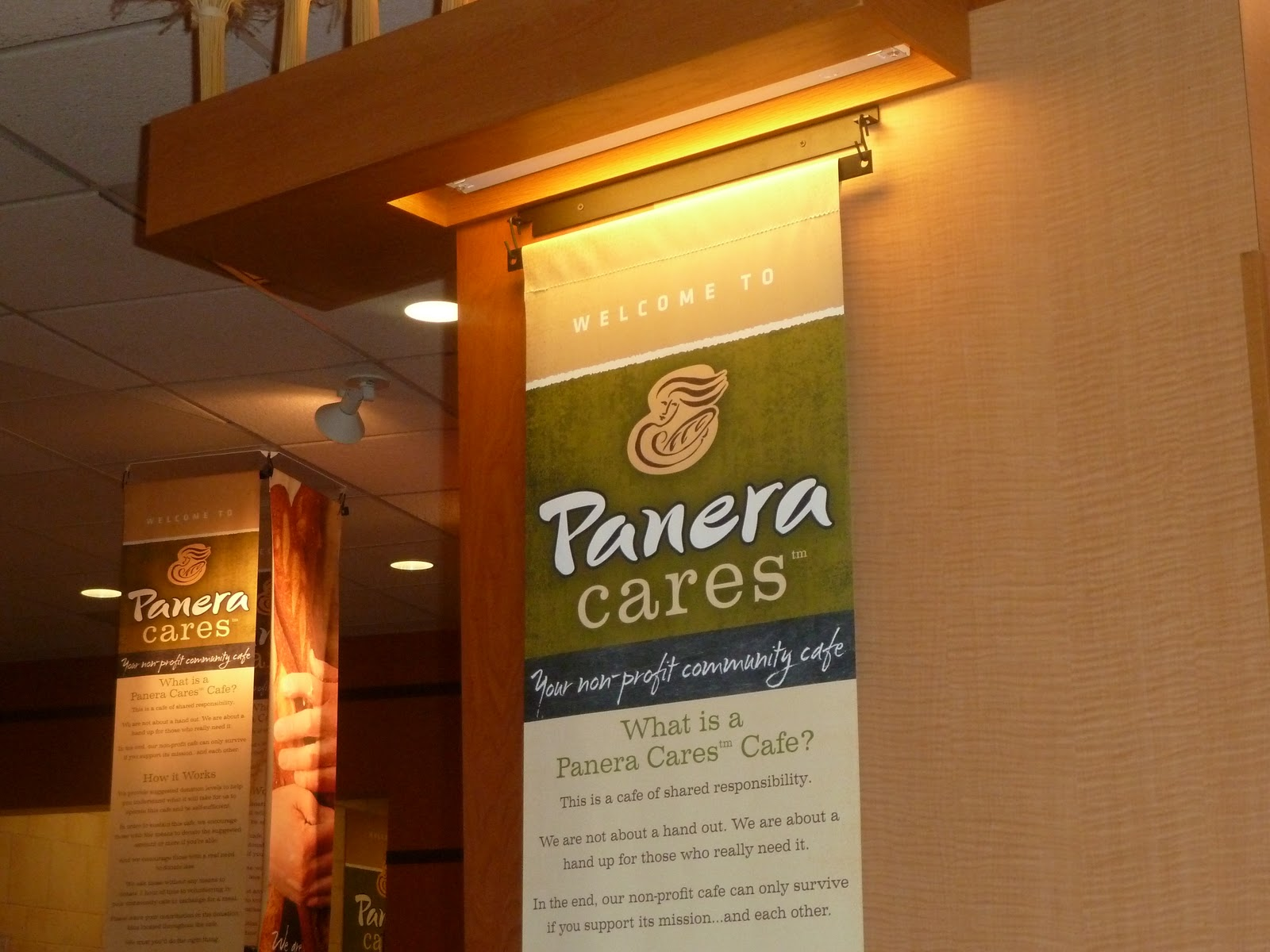 panera cares Concern about safety is growing in one chicago neighborhood and some of the people who live there say a unique restaurant may be to blame.