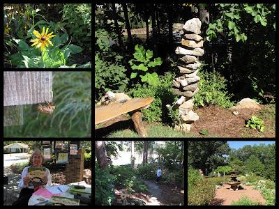 jean living simple 2011 backyard wildlife sanctuary tour