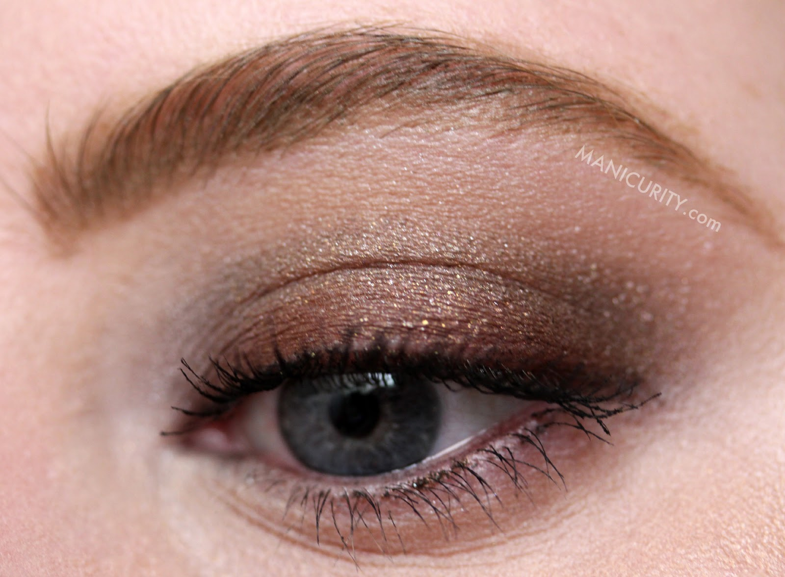 Wet N Wild 5pan Color Icon Eyeshadow Palette In 'the Naked Truth'  Manicurity: How To Apply