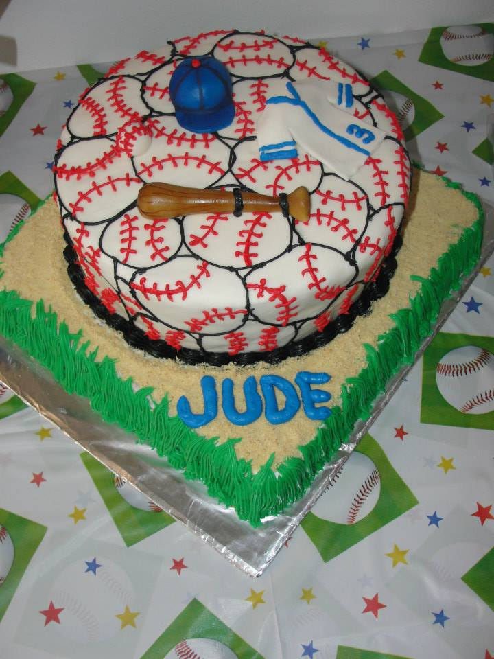 A Baseball Birthday Party Building Our Story