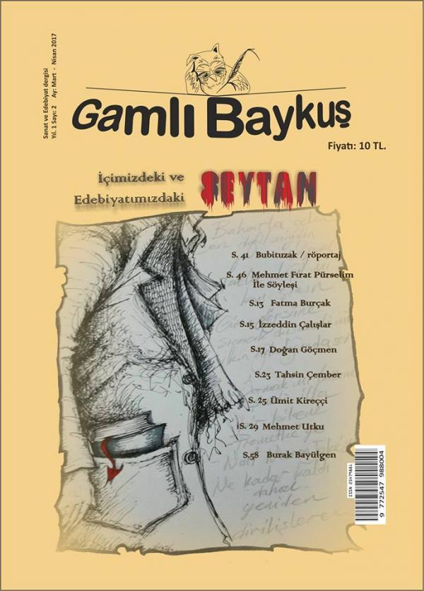 Gamlı Baykuş Kültür-Sanat dergisi